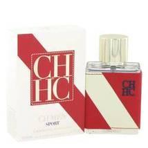 Ch Sport Eau De Toilette Spray By Carolina Herrera For Men - $31.85