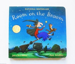 Room on the Broom by Julia Donaldson (Axel Scheffler, Illustrator) (Boar... - $2.48