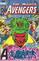 The Avengers Comic Book #243, Marvel Comics 1984 FINE NEW UNREAD - $2.25