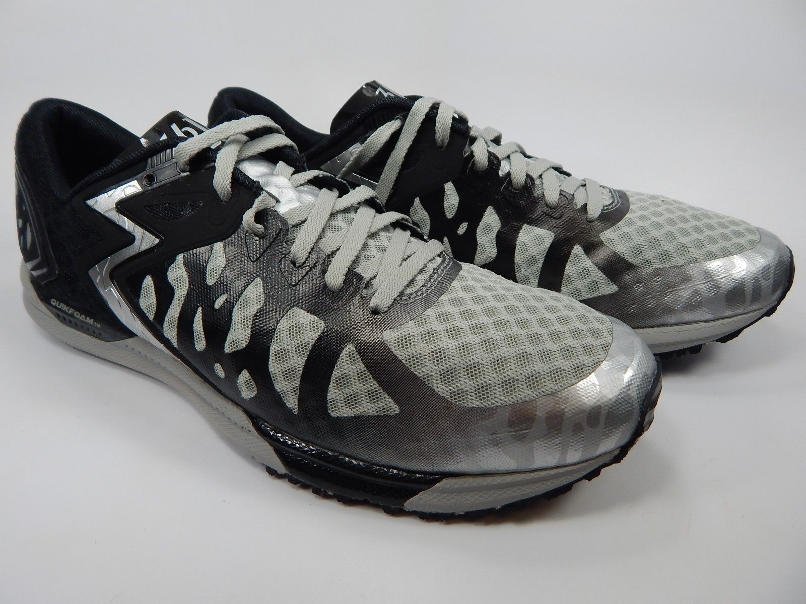 361 Degrees Chaser Men's Running Shoes Size US 9.5 M (D) EU 43.5 Gray