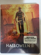 Halloween II [Limited Edition Steelbook] [Blu-ray] image 1