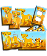 LION KING BABY NALA LIGHT SWITCH WALL PLATE OUT... - $8.99 - $19.79