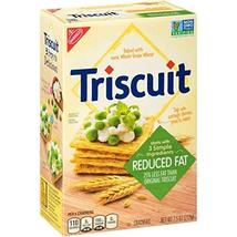 Triscuit Reduced Fat Crackers, 7.5 oz - $11.30