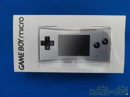 Nintendo Game Boy Micro Oxy S Aa R  Etro Games - $475.24
