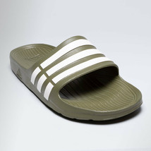 Adidas Uomo Duramo Slide Sandali Spiaggia Scarpe Infradito D97204 Cargo ... - $31.85