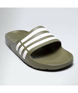 Adidas Uomo Duramo Slide Sandali Spiaggia Scarpe Infradito D97204 Cargo ... - $31.51
