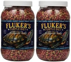 Fluker's Aquatic Turtle Diet 2 Pack / 8-Ounce - $13.73
