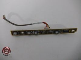 HP TouchSmart 300 300-1223 Genuine Volume Control Board w/ Cable 533364-001 - $6.22