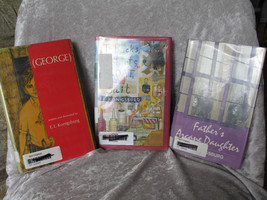 E.L. Konigsburg Books Lot Of 3 - George,T-Backs, Father's Arcane Daughte... - $12.09