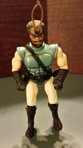 "SECTAURS WARRIORS ACTION FIGURE 1984 7 TOWNS LTD COLECO 7 1/2"" Vintage Toy - $11.99"