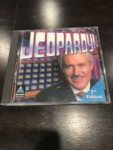Vintage Jeopardy Cd-Rom 1998 Pc Video Game 1st Édition Windows 95/98 Has... - $28.97