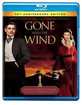 Gone with the Wind (70th Anniversary Edition) [Blu-ray] (2009) New