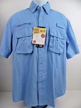 Guide's Choice Vented Paca Shirt - Short Sleeve - Hiking - Fishing - Hun... - $32.54