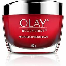 Olay Day Cream Regenerist Microsculpting Moisturiser (NON SPF), 50g - $22.30