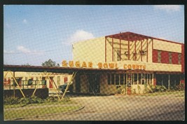 Sugar Bowl Court Motel New Orleans LA H.S. Crocker Vintage Postcard - $4.99
