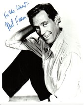 Mel Ferrer (d. 2008) Signed Autographed Glossy 8x10 Photo - $29.99