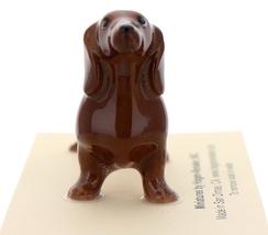 Hagen-Renaker Miniature Ceramic Dog Figurine Dachshund Standard image 3