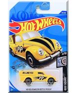 Hot Wheels - '49 Volkswagen Beetle Pickup: Rod Squad #2/10 - #95/250 (2020) - $3.00