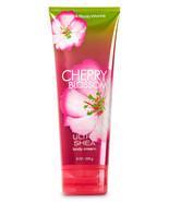 Bath & Body Works Cherry Blossom 24-Hour Ultra Shea Body Cream 8oz - $11.77