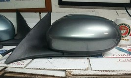 2002-2008 Jaguar X-TYPE Left Driver Side Power Door Mirror(Quartz Gray Metallic) - $98.01
