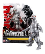 Godzilla Mechagodzilla 7in. Vinyl Figure 2019 Movie Bandai #97902 New in... - $29.88