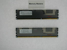 16GB  2X8GB MEMORY FOR DELL POWEREDGE T410 T610 T710 R610 R710 R715 - $69.29