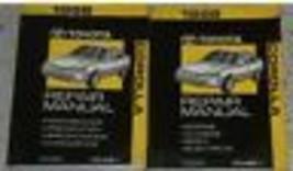 1998 Toyota Corolla Servizio Riparazione Negozio Manuale Fabbrica Set W ... - $99.03