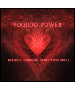 Voodoo Power Intense BURNING Seduction Ritual Works FAST HOT XXX Tickle ... - $33.00