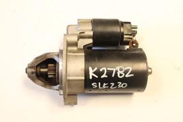 1998-2000 MERCEDES-BENZ SLK230 R170 Bosch Starter Motor K2782 - $63.70