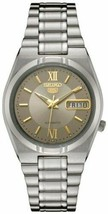 Seiko Men's 5 Automatic SNK125K Silver Stainless-Steel Automatic Watch - $94.05