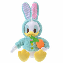 Disney Store Japan Easter Bunny Donald Plush New with Tags - $25.63