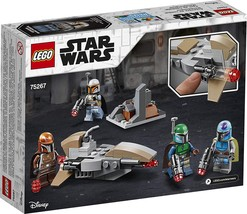 LEGO Star Wars Mandalorian Battle Pack 75267 with 4 minifigures - $21.95