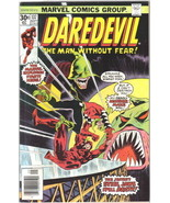 Daredevil Comic Book #137 Marvel Comics 1976 VERY FINE- - $12.59