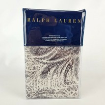 $215 Ralph Lauren Dover Street Gwendolyn One King Sham New - $55.46