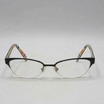 "Kate Spade New York ""SHAYLA"" Brown/Tort Half Rimless Eyeglasses Frame 51-17-135 - $42.56"
