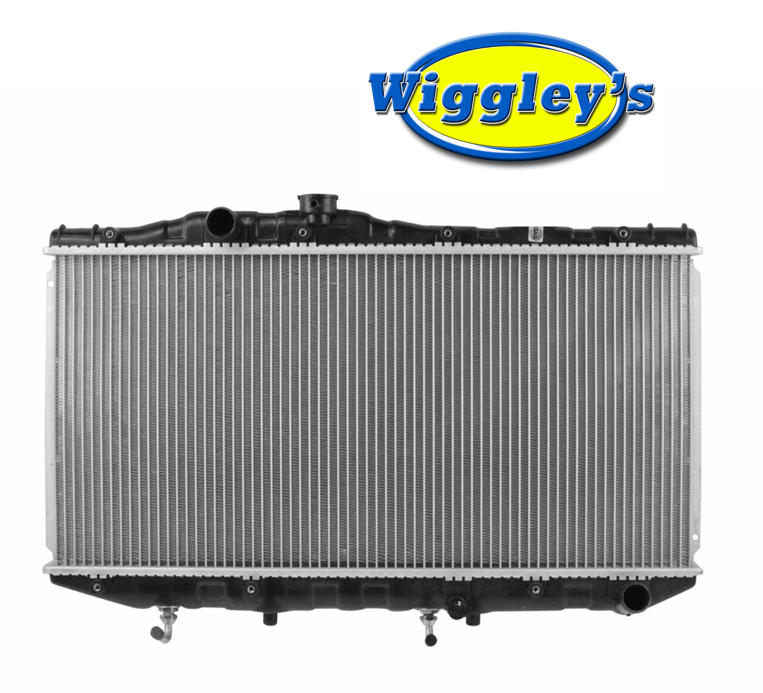 RADIATOR TO3010201 FOR 87 88 89 90 91 TOYOTA CAMRY L4 2.0L