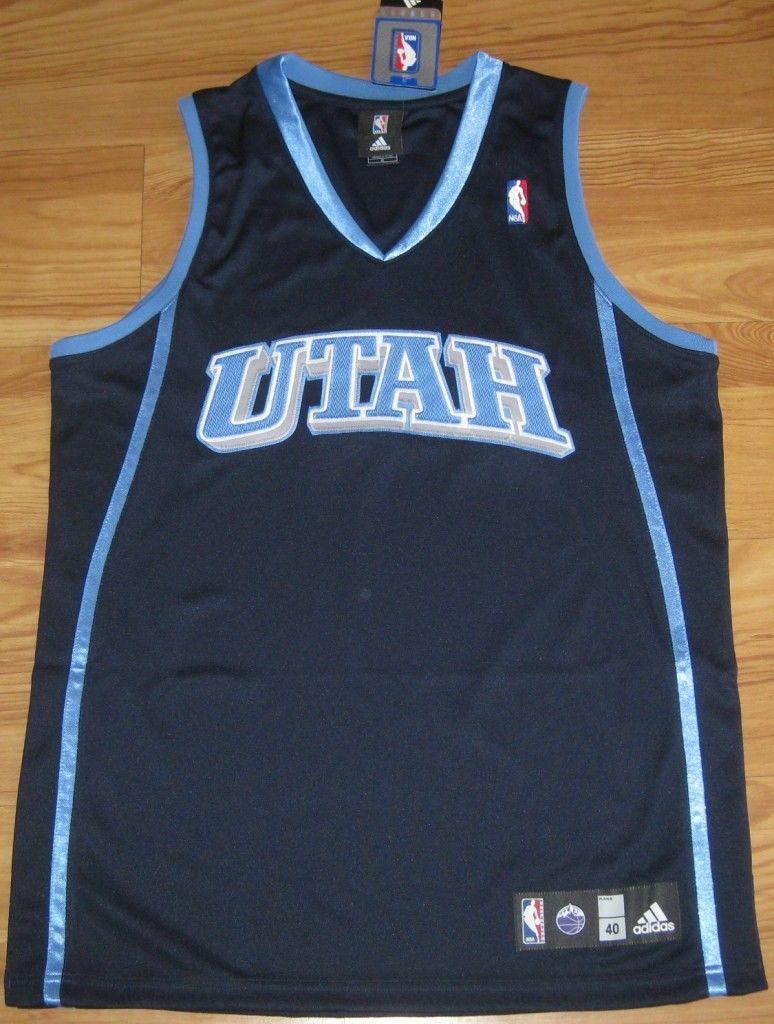 on sale b71fe e8a8e Utah Jazz Authentic Adidas Jersey Xxxl 3XL and 50 similar items