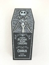 Nightmare Before Christmas Candle Sticks Jack Zero Sally Disney Store Ex... - $24.70