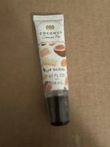 Bath & Body Works Lip Gloss Coconut Cream Pie Sealed ~ Retired Scent - $17.00