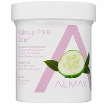 Almay Eye Makeup Remover Pads, Oil-Free 80 ea (Pack of 7) - $45.82