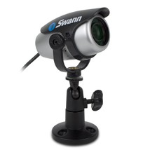 Camera Security, Swann Sw211-hty Compact Night Vision Indoor Cctv Camera - $33.98