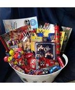 WWE Gift Basket  - $65.00
