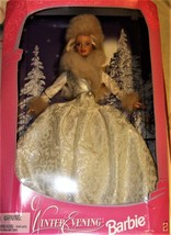 Barbie Doll - Winter Evening Special Edition Barbie Doll 1998 - $40.00