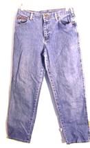 Sz 8P - Lee Denim Blue Jean Faded look Denim Jeans  - $28.49