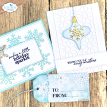 Classic Christmas Special Kit  Elizabeth Craft Designs . NEW! image 2