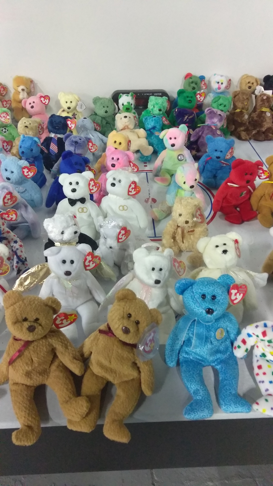 6772365a5e7 Brand New RETIRED Ty Beanie Babies LOT of and 50 similar items