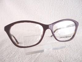 Emporio Armani EA 3040  5266 (Dk Plum) 53 X 16 140 mm Frames Eyeglass Ey... - $42.03