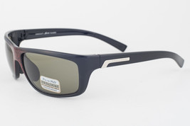 Serengeti ASSISI Shiny Black Red Granite / Polarized Phd 555nm Sunglasse... - $156.31