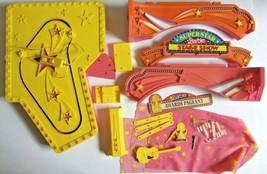Vintage 1978 Mattel Barbie Superstar Stage Show Donny & Marie Osmond Play Set - $24.99