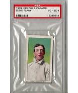 1909 E95 Philadelphia Caramel Eddie Plank PSA 4 P487 - $2,449.09